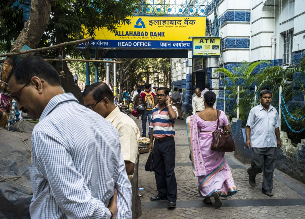 Allahabad Bank Gets Fresh Capital Of Rs 2,153 Crore From Government