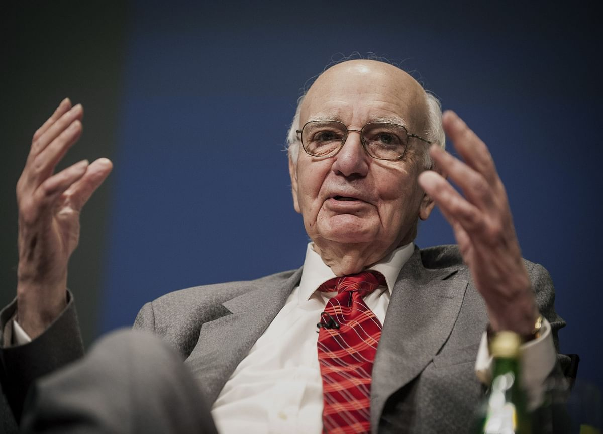 Paul Volcker, Inflation Tamer Who Set Risk Rule, Dies at 92