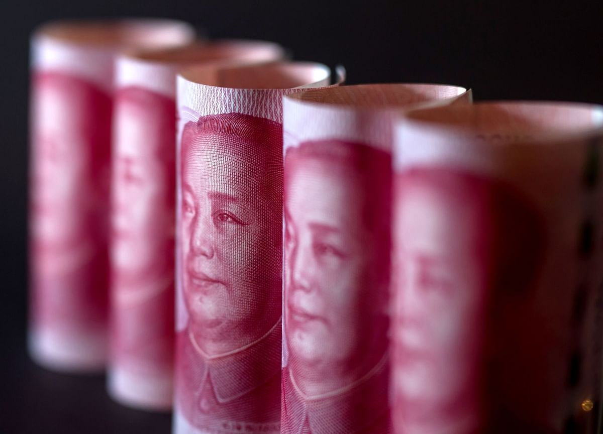 China Adds Market Support With More Cash, Strong Yuan Fix