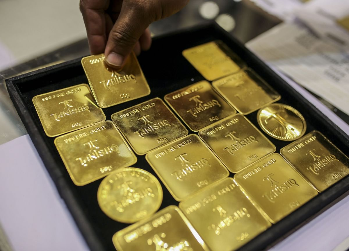 Gold Imports by India Halve After Record Prices Curb Demand