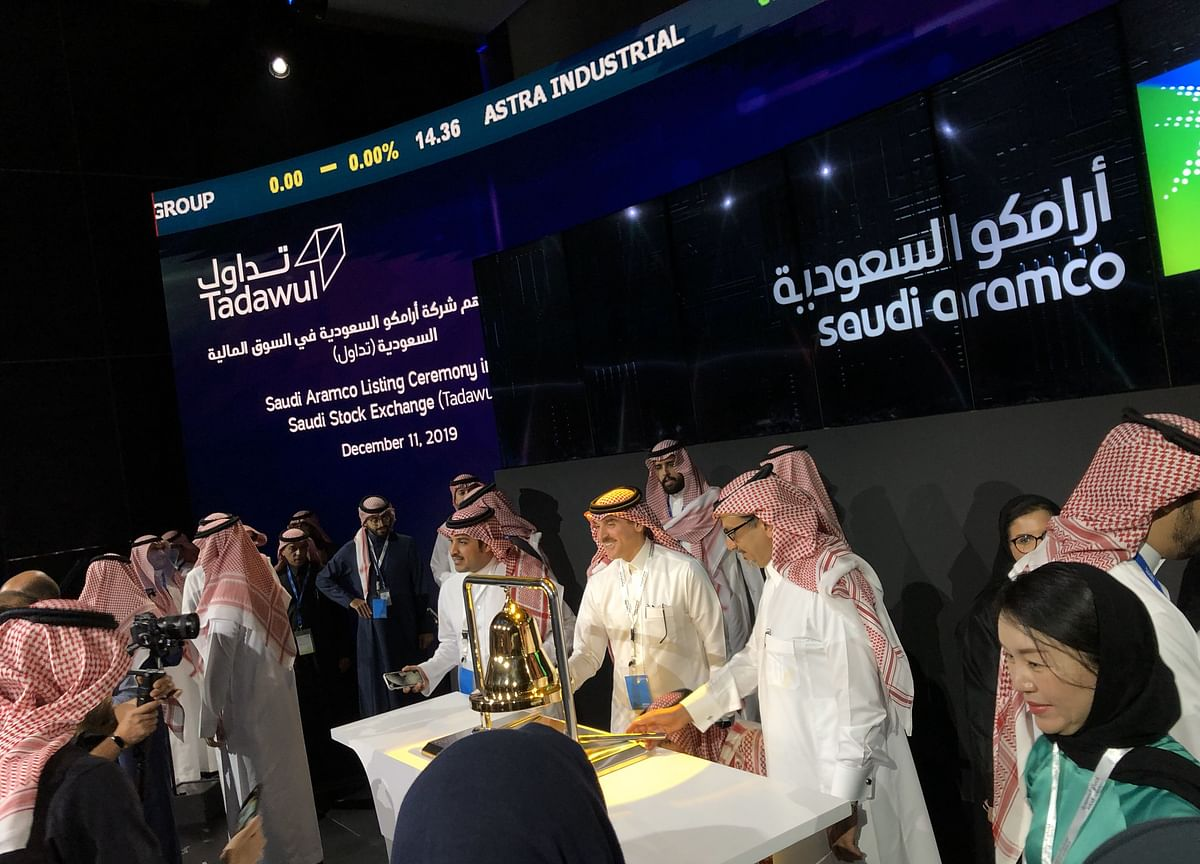 Saudi Aramco Investors Should Cash Out Now, Bernstein Says