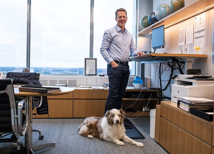 Ford Is Letting People Bring Dogs to Work in a Bid to Lure Tech Talent