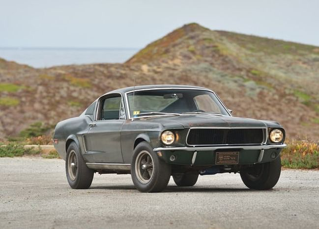 Why Steve McQueen's Bullitt Mustang Won't Be Sold at aTop Auction House