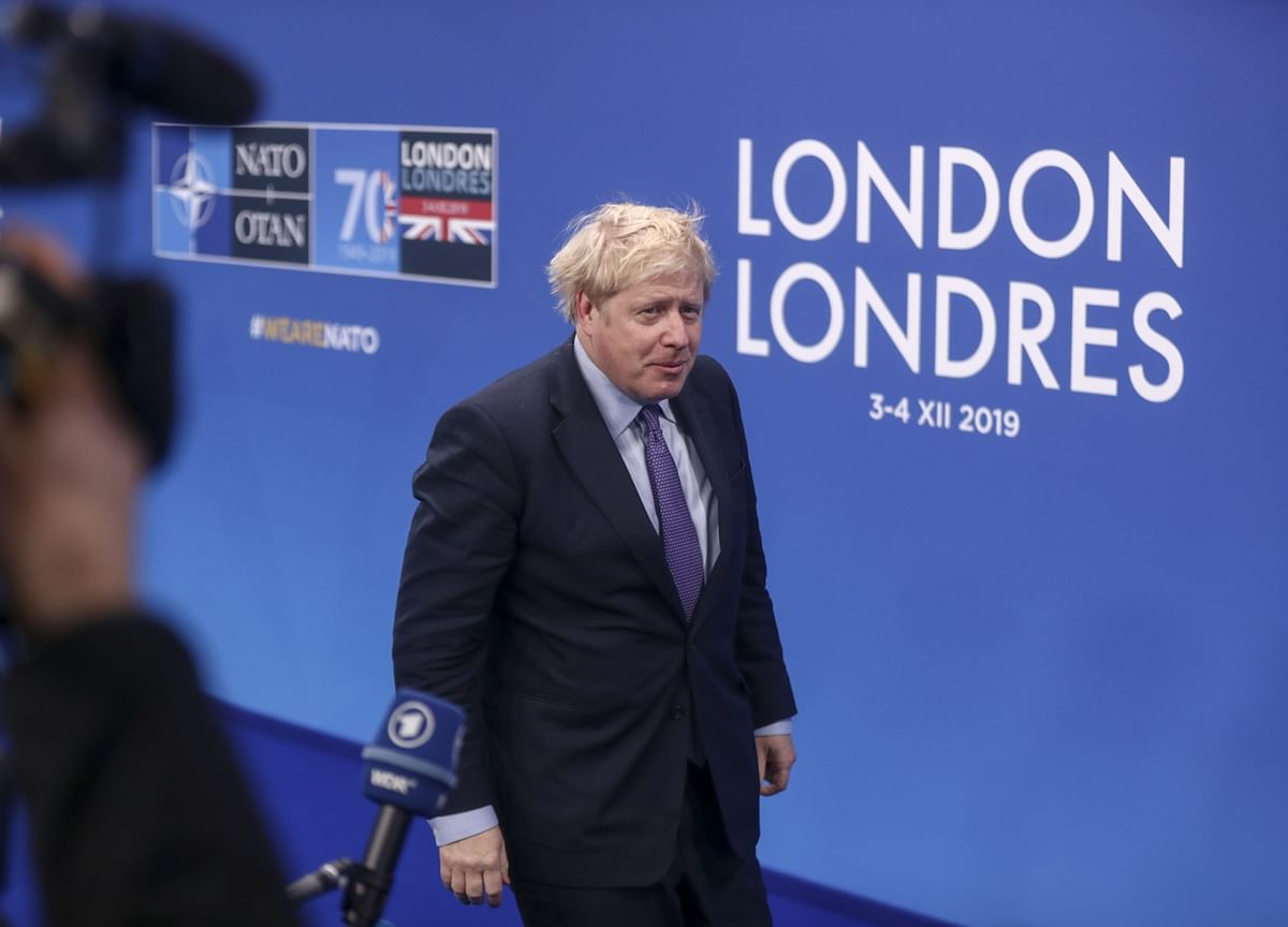Johnson Leads Polls as Election Enters Final Days: U.K. Votes