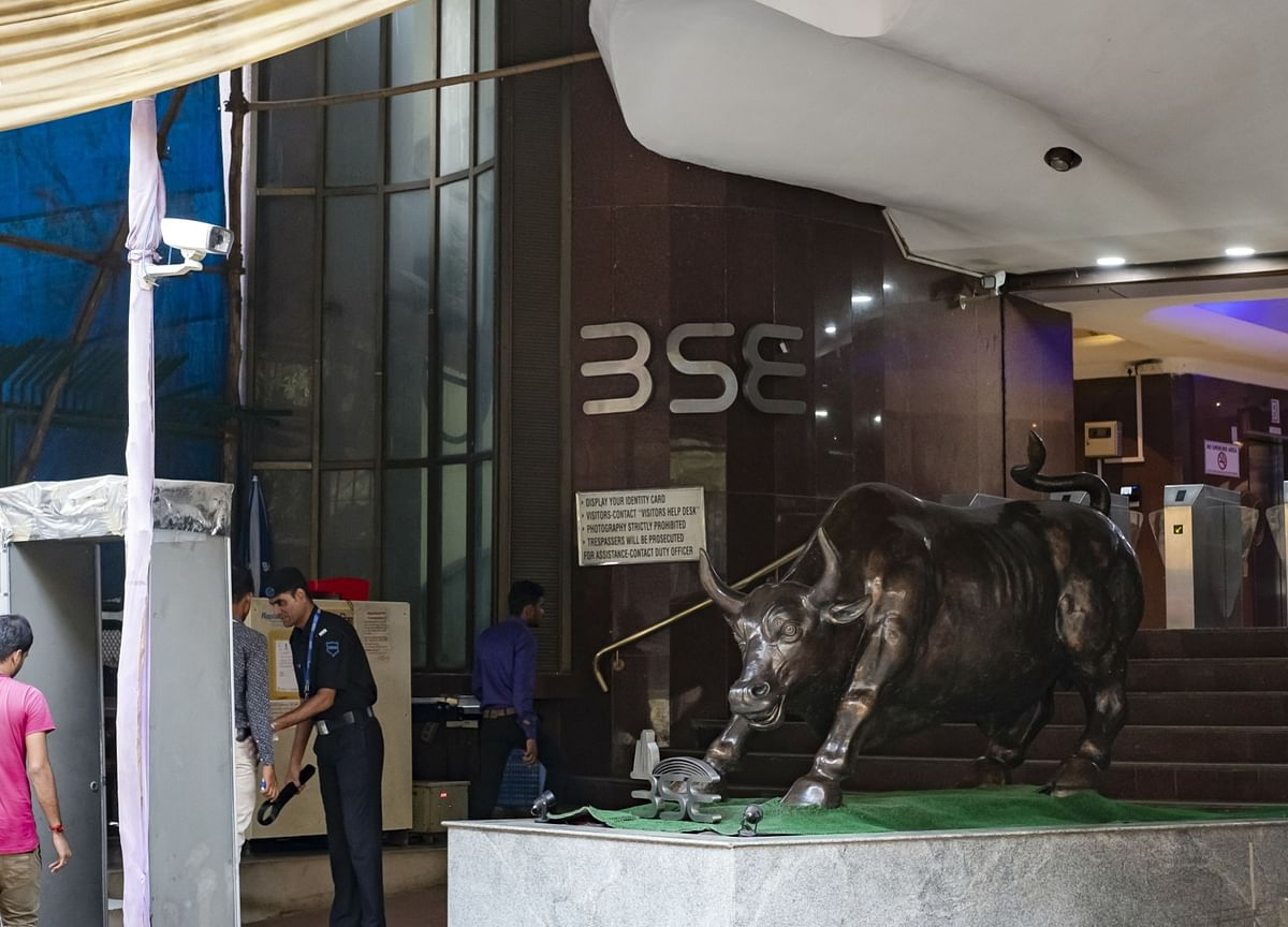 Sensex, Nifty End Lower; Nifty Bank Falls 800 Points