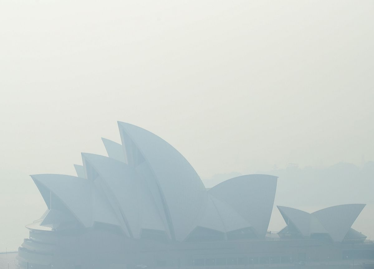 Sydney's Wildfire Smoke Declared a 'Public Health Emergency'