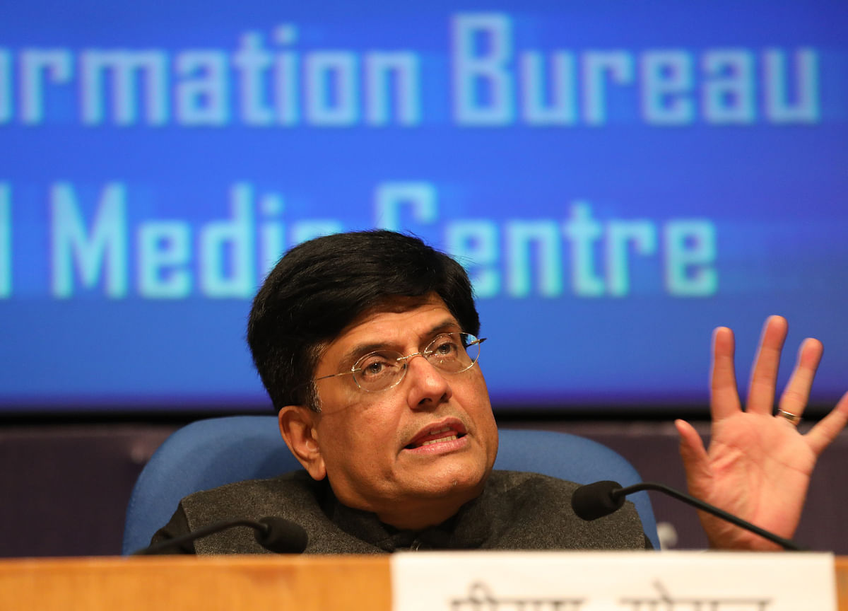 Will Have Alternative Mechanism To Protect Officers' Promotion, Seniority: Piyush Goyal