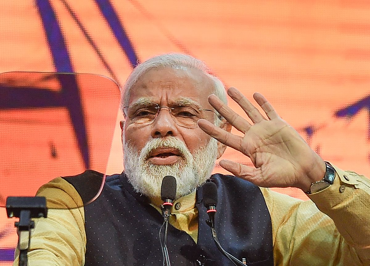Delhi Assembly Polls: PM Modi Likely To Hold Two Rallies