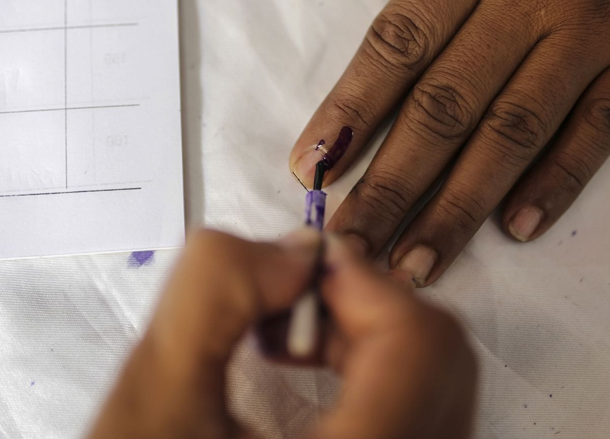 Delhi Assembly Elections On Feb. 8; Counting Of Votes On Feb. 11: Election Commission