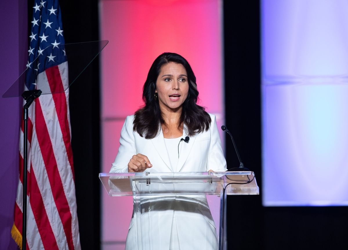 Tulsi Gabbard Sues Hillary Clinton Over 'Russian Asset' Comments