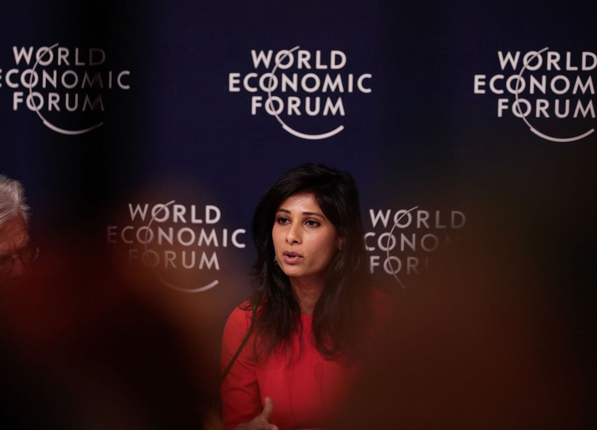 Davos 2020: IMF's Gita Gopinath Says India's Slowdown Most Important Factor For Trimming Global Outlook