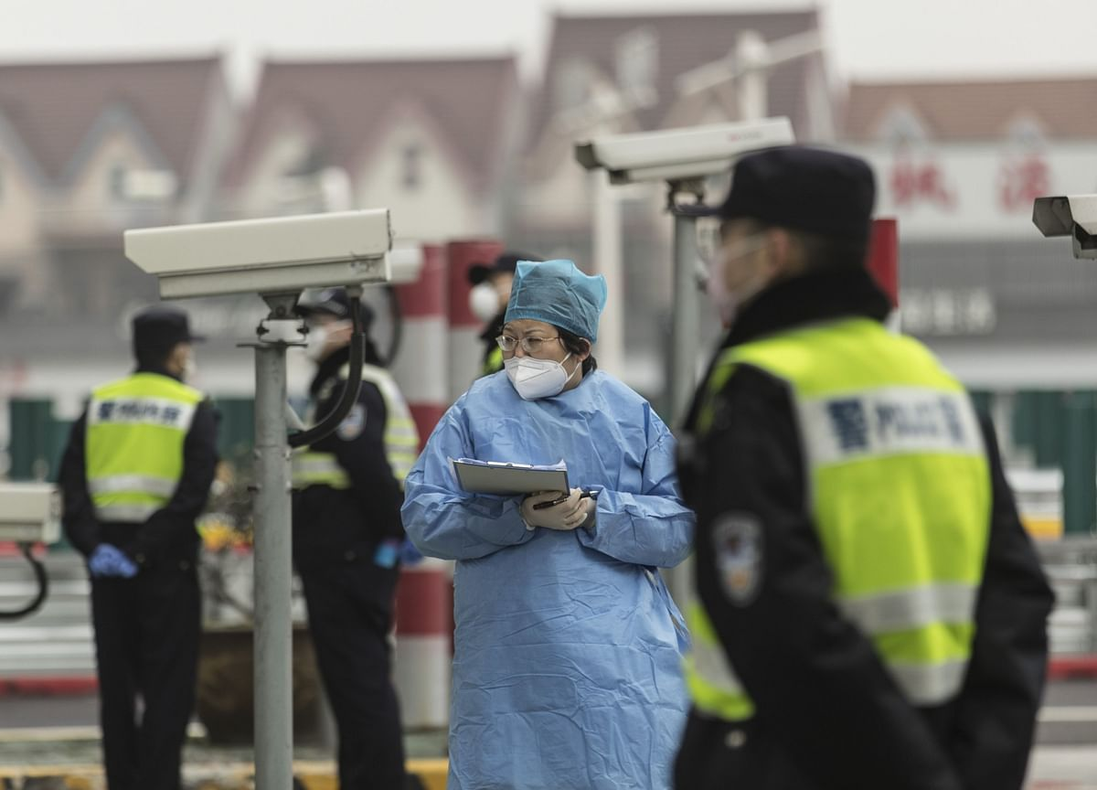 China Is Perfectly Prepared to Fight the Last Virus