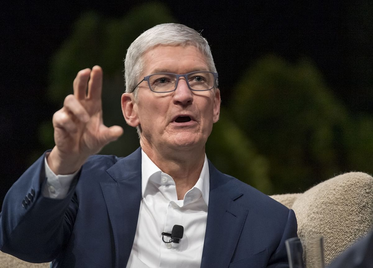 Apple CEO Tim Cook Says He's 'Optimistic' About International Tax Deal