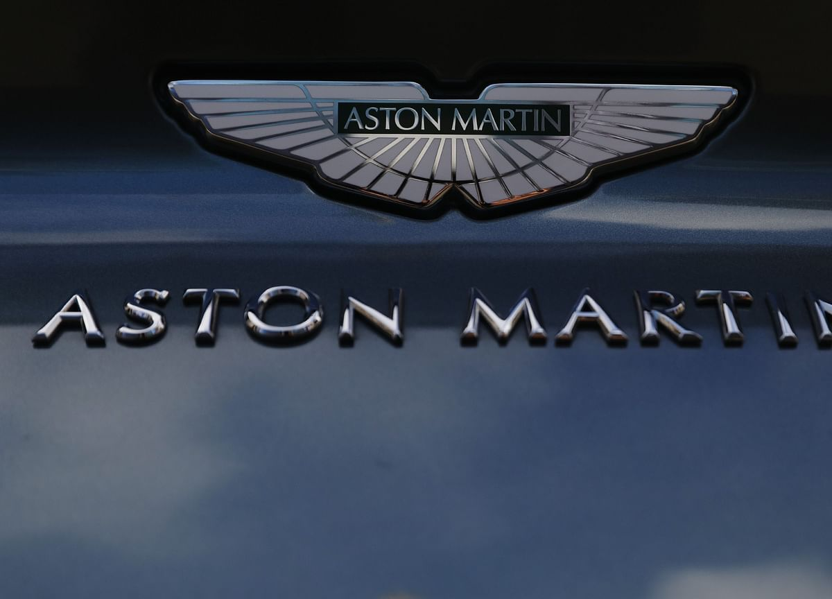 Aston Martin Is a Binge Too Far for China's Geely
