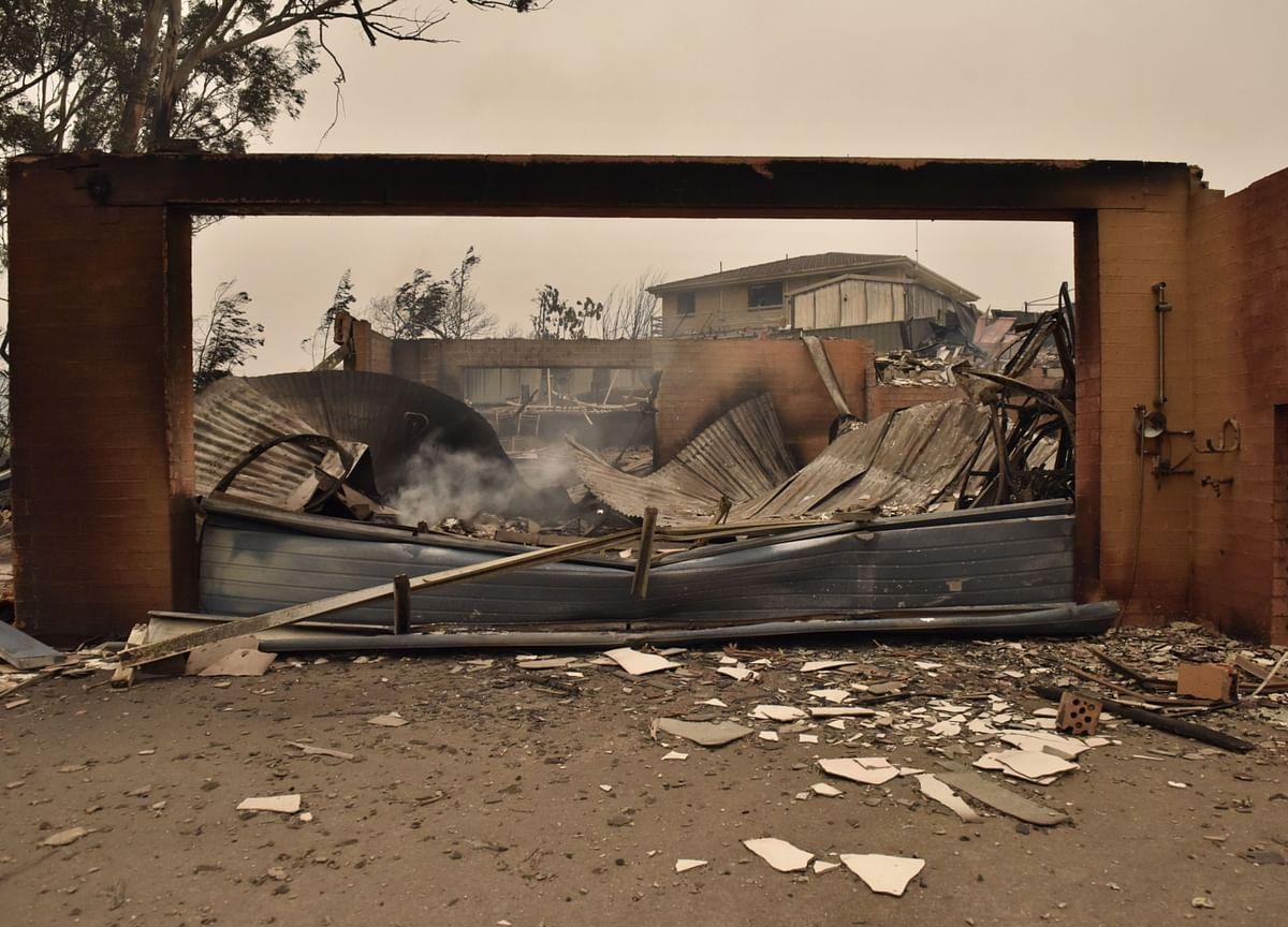 Deadly Australia Fires Spur Calls to Mitigate Disaster Risk