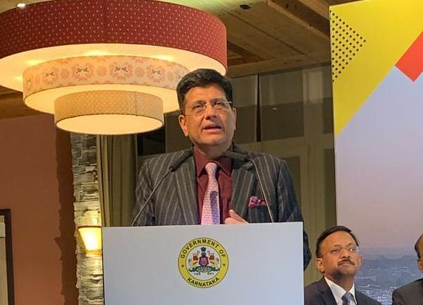 Davos 2020: Indian Economy Poised To Take Off, Says Piyush Goyal