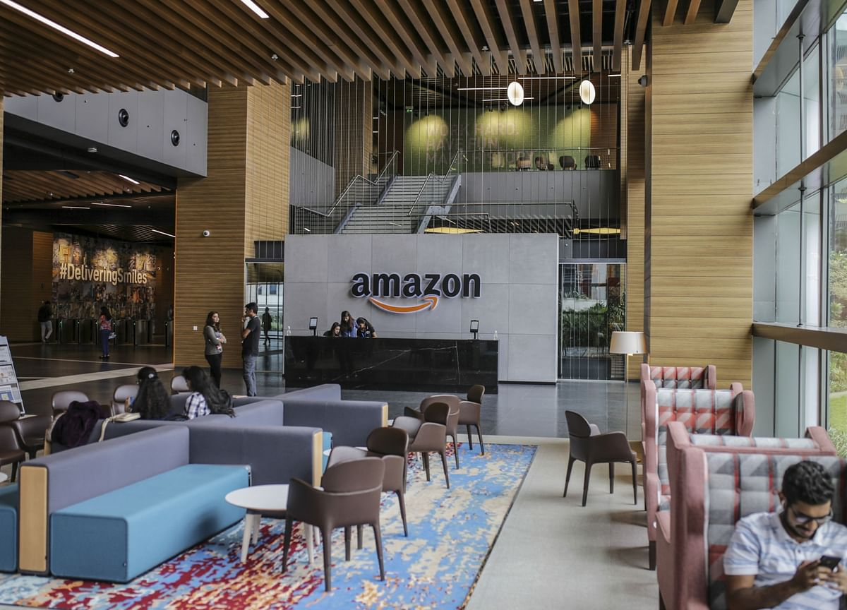 Amazon Pumps Over Rs 1,700 Crore Into India Units
