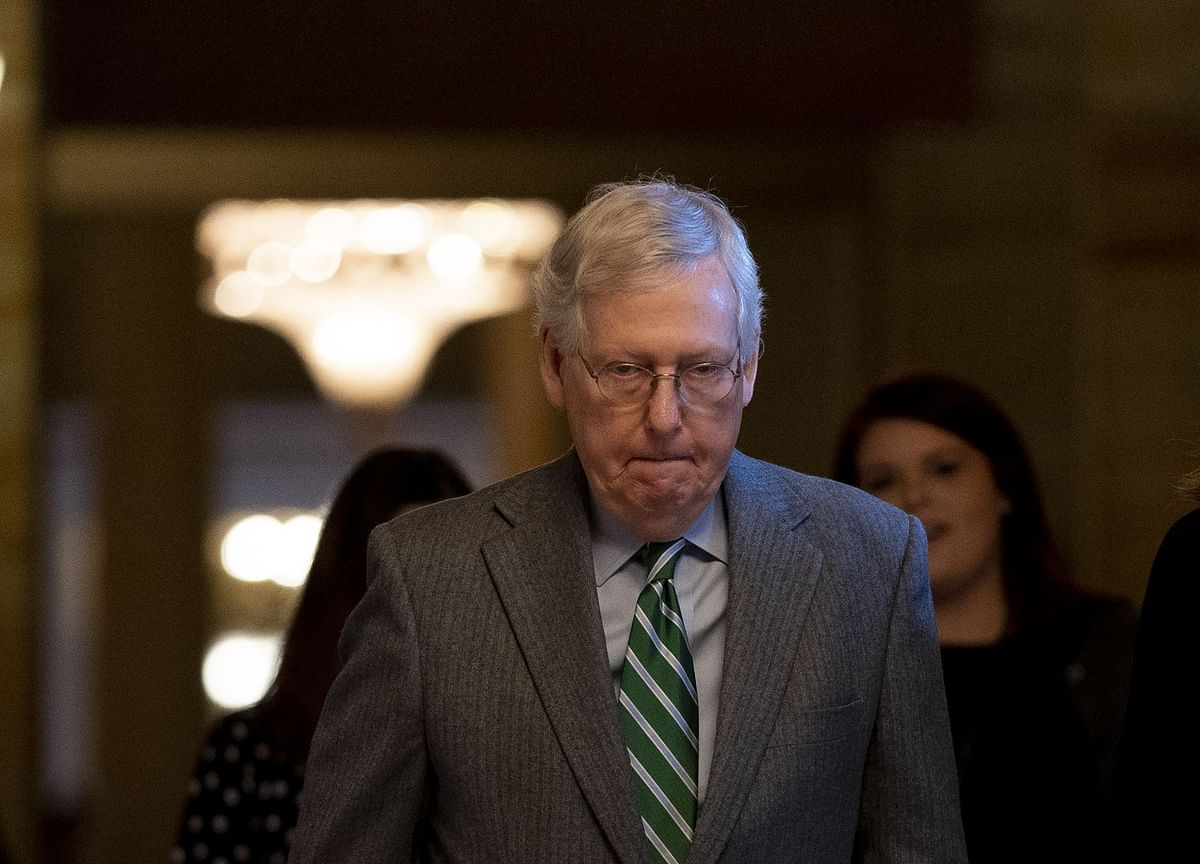 Senate Sets Impeachment Rules in Trial's Marathon First Day