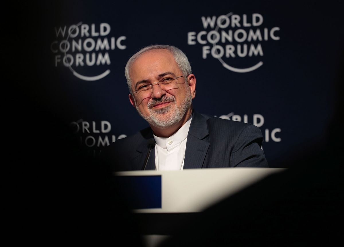 Iran's Zarif to Attend 2020 Davos Forum, Swiss Paper Reports