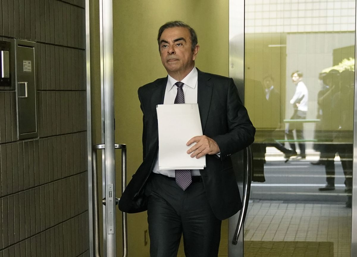 Ghosn Escape Theories: A Music Box, Jet and Lebanese Aid