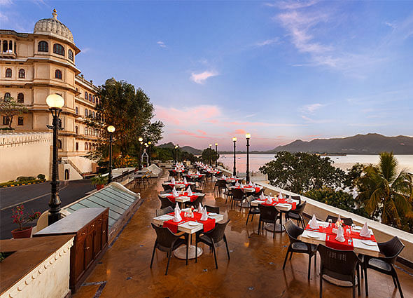 Indian Hotels To Manage Fateh Prakash Palace In Udaipur