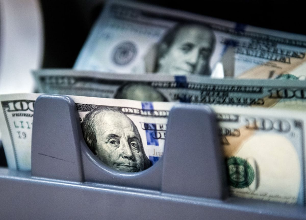 Foreign Exchange Reserves Reach Life-Time High Of $466.69 Billion