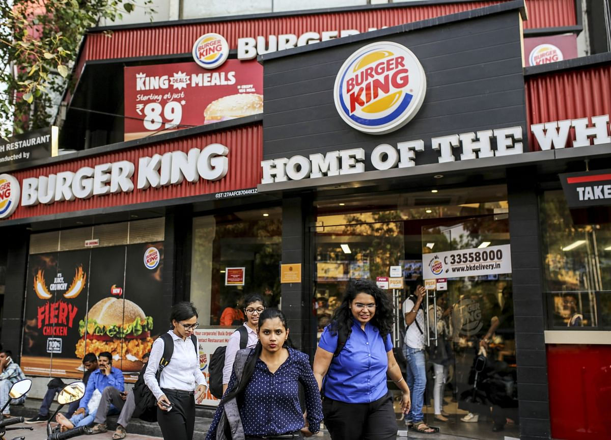 Burger King India Rises 130% Over IPO Price On Stock Market Debut