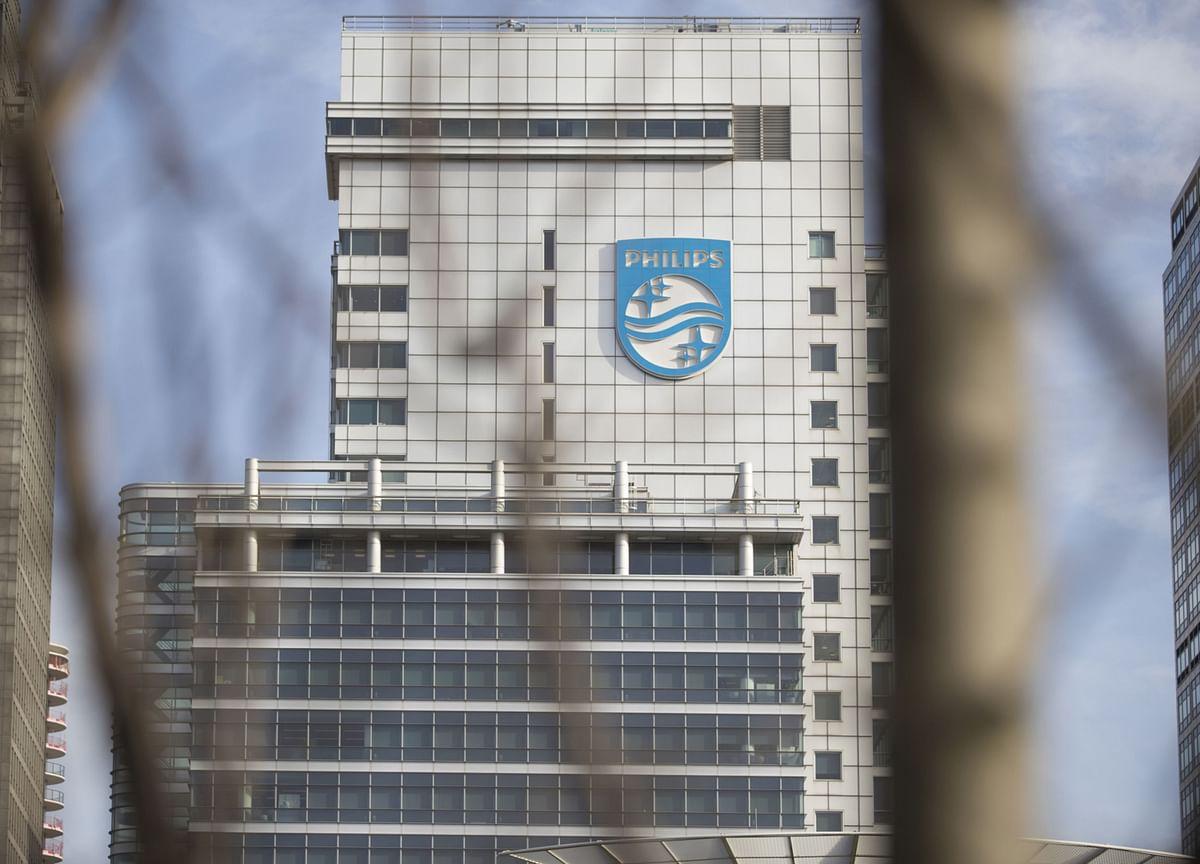 Philips Mulls Sale of $2.5 Billion Home Appliance Unit