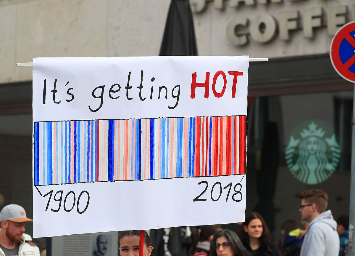 Second Hottest Year on Record CappedWarmest-Ever Decade
