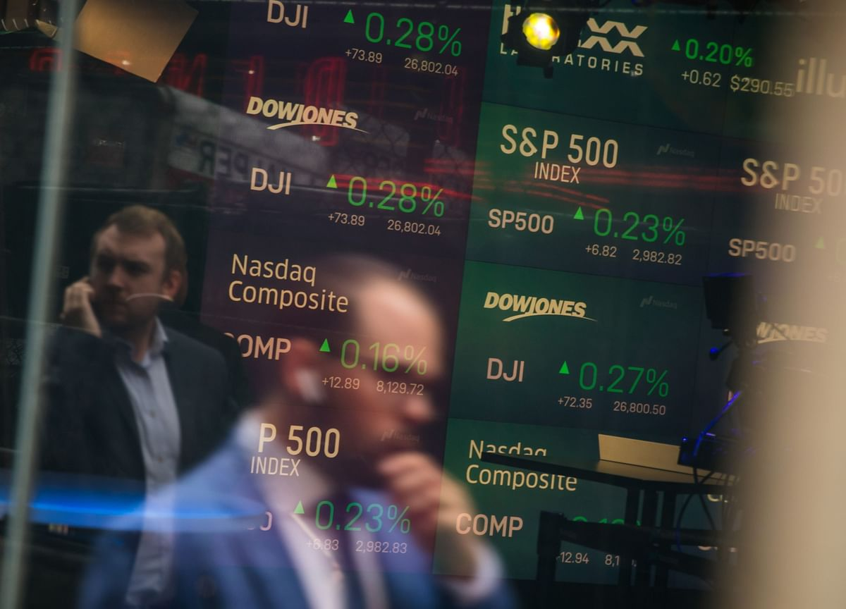 U.S. Stocks Advance; Treasuries, Dollar Decline: Markets Wrap