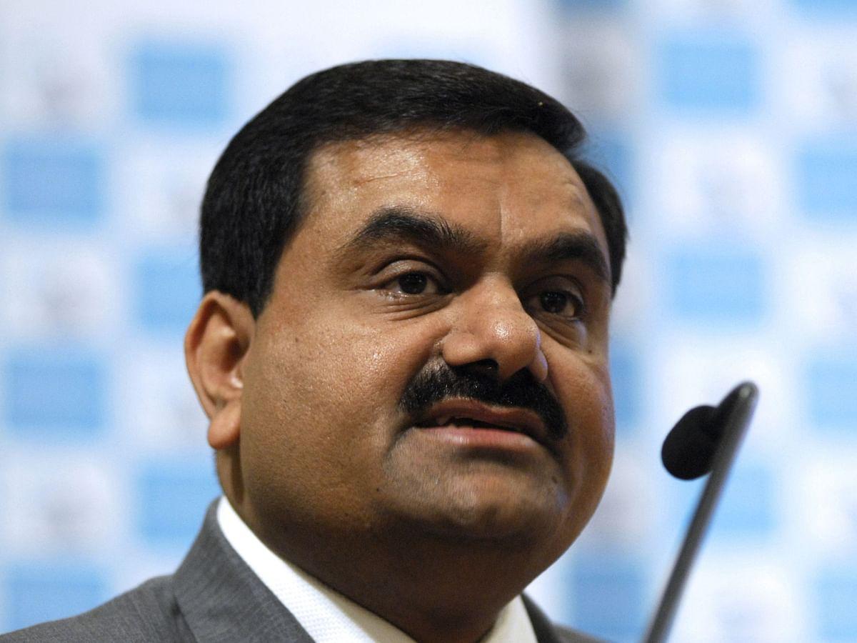Adani Group Stocks Slump