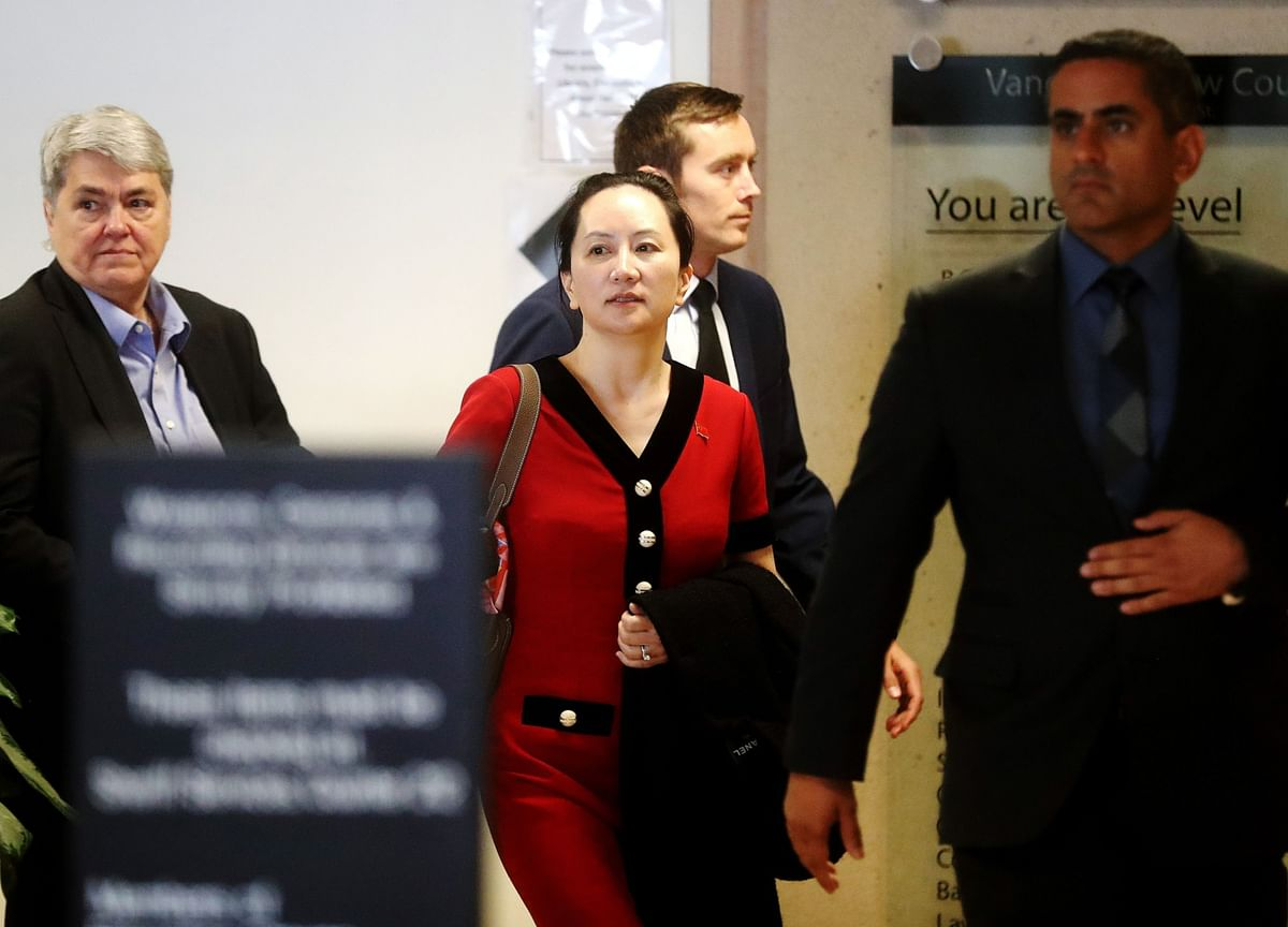 The Odds of Huawei's CFO Avoiding U.S. Extradition Are Just One in 100