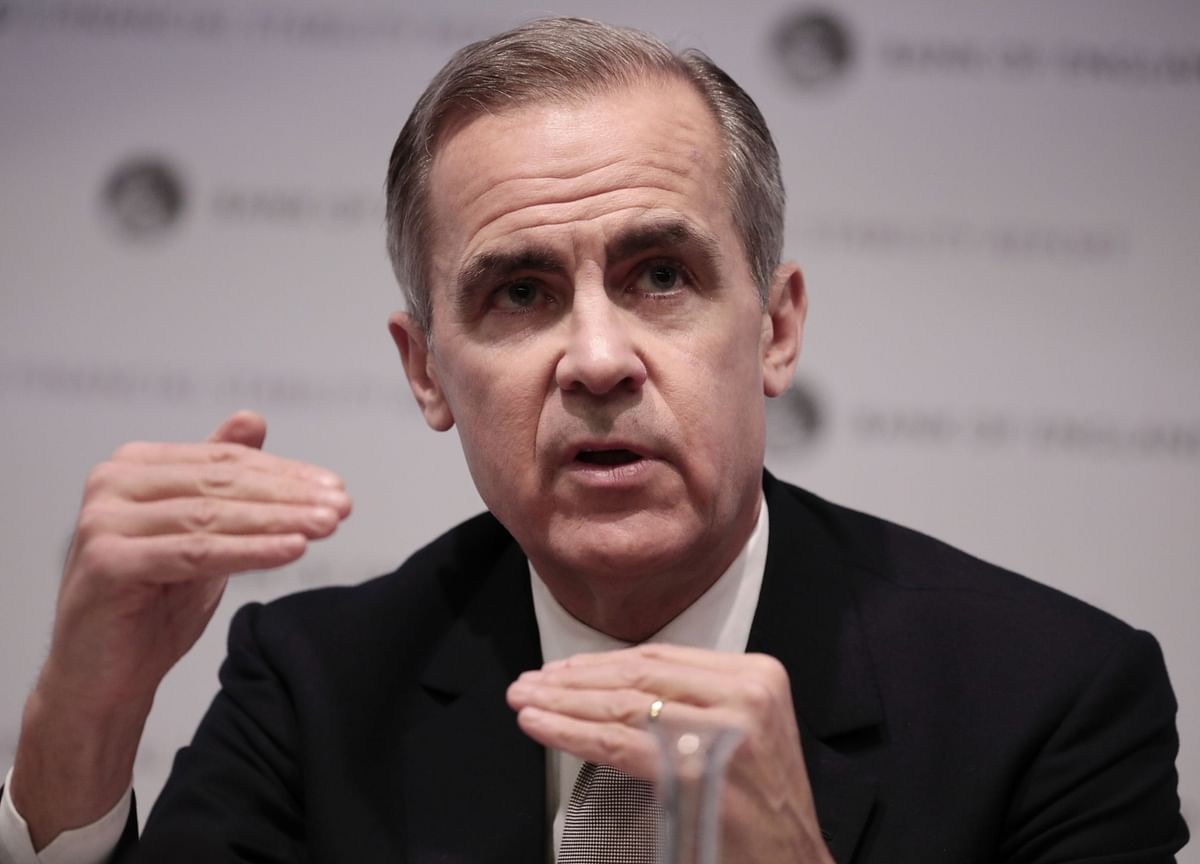 BOE Holds Rates in Carney's Swansong as Britain Exits EU