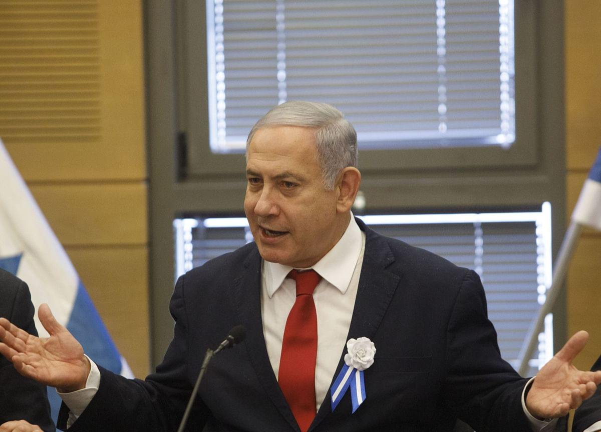 Netanyahu Asks Parliament for Immunity From Graft Charges