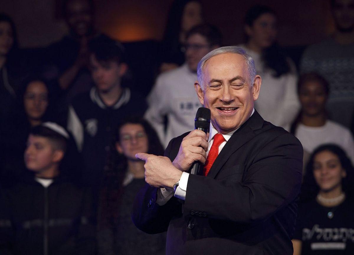 Netanyahu Tells UN Hezbollah Has Missile Plant Near Gas Company