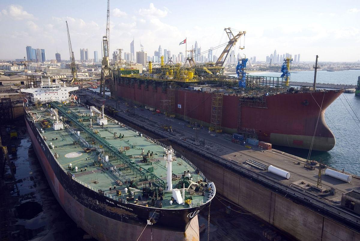 Mideast Shipping Risks Seen Elevated Amid U.S.-Iran Tensions