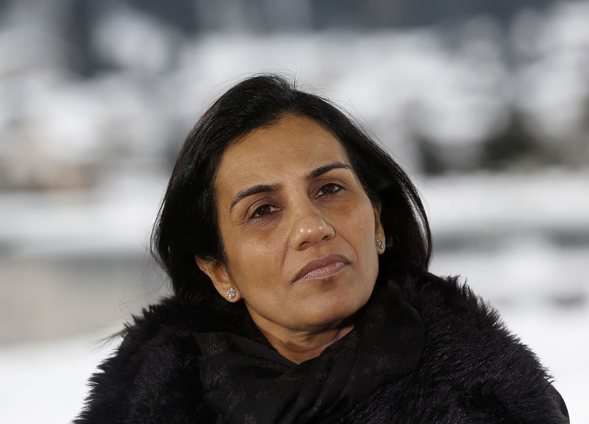 ICICI Bank Seeks Recovery Of Amounts From Chanda Kochhar