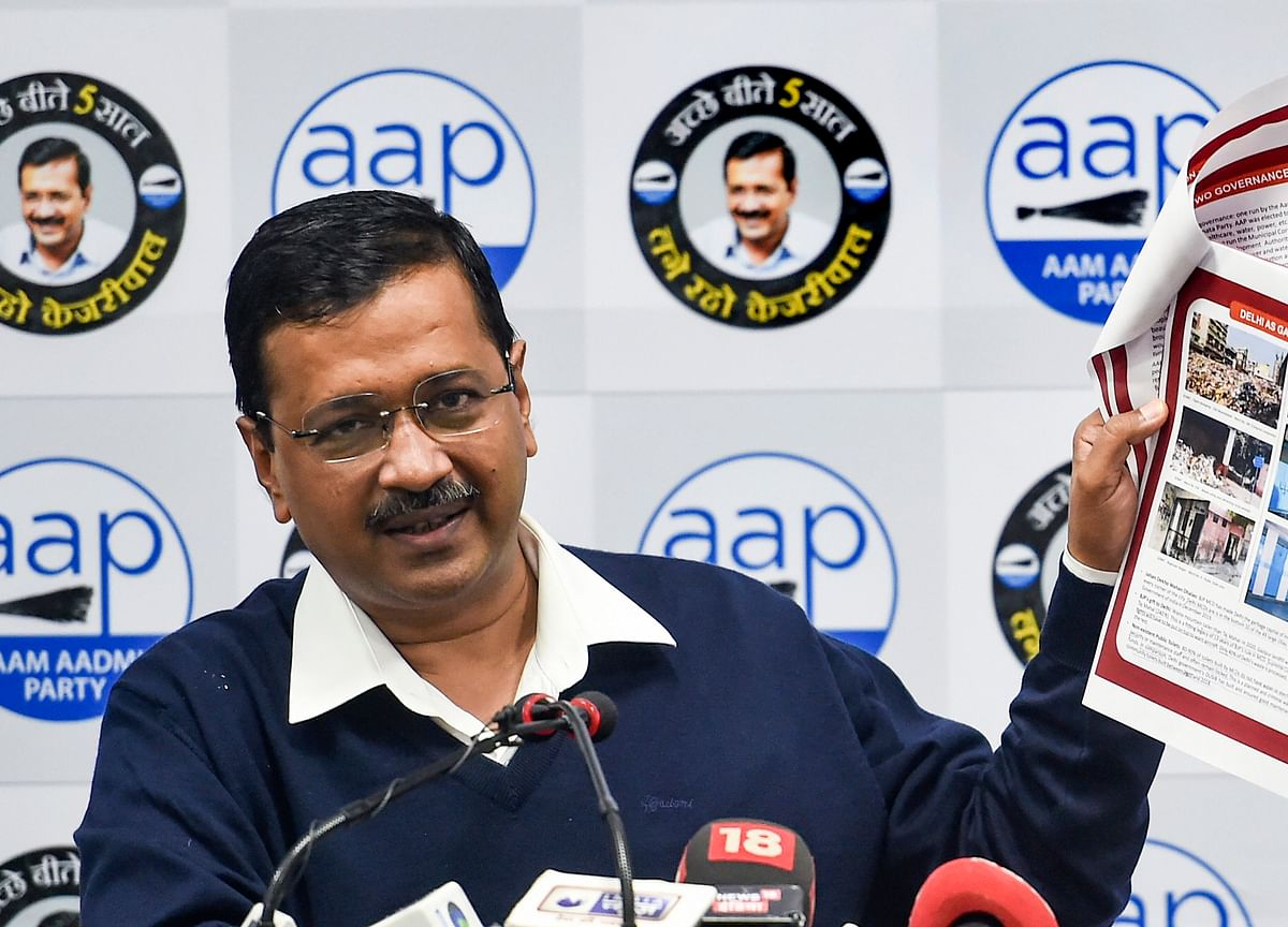 Delhi Assembly Elections: Aam Aadmi Party Fields Kejriwal From New Delhi, Sisodia From Patparganj