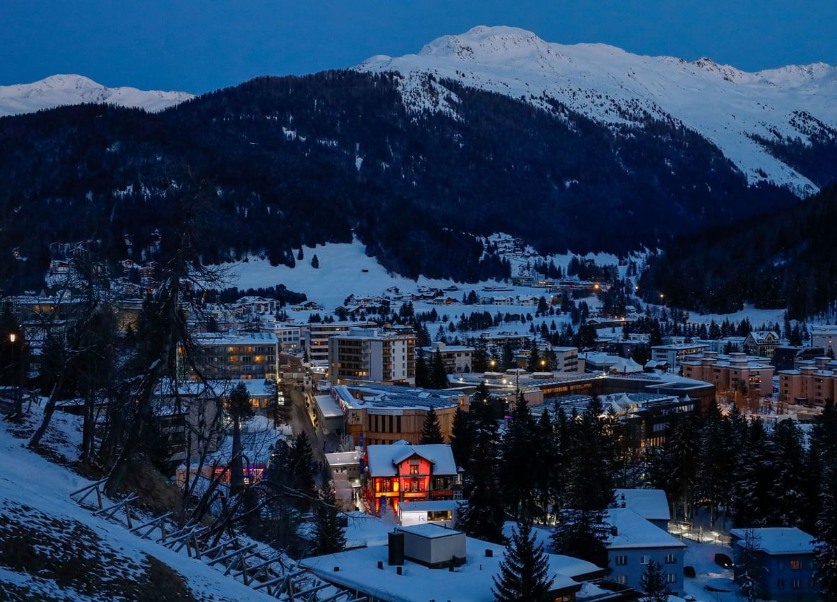 The Trump and Thunberg Show: Davos Diary