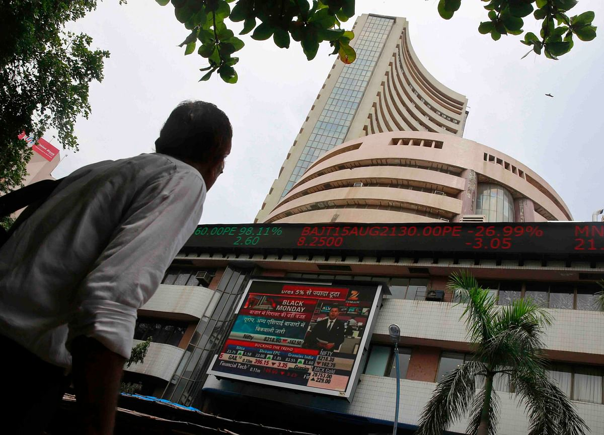 Nifty Registers Worst F&O Series In Five Months