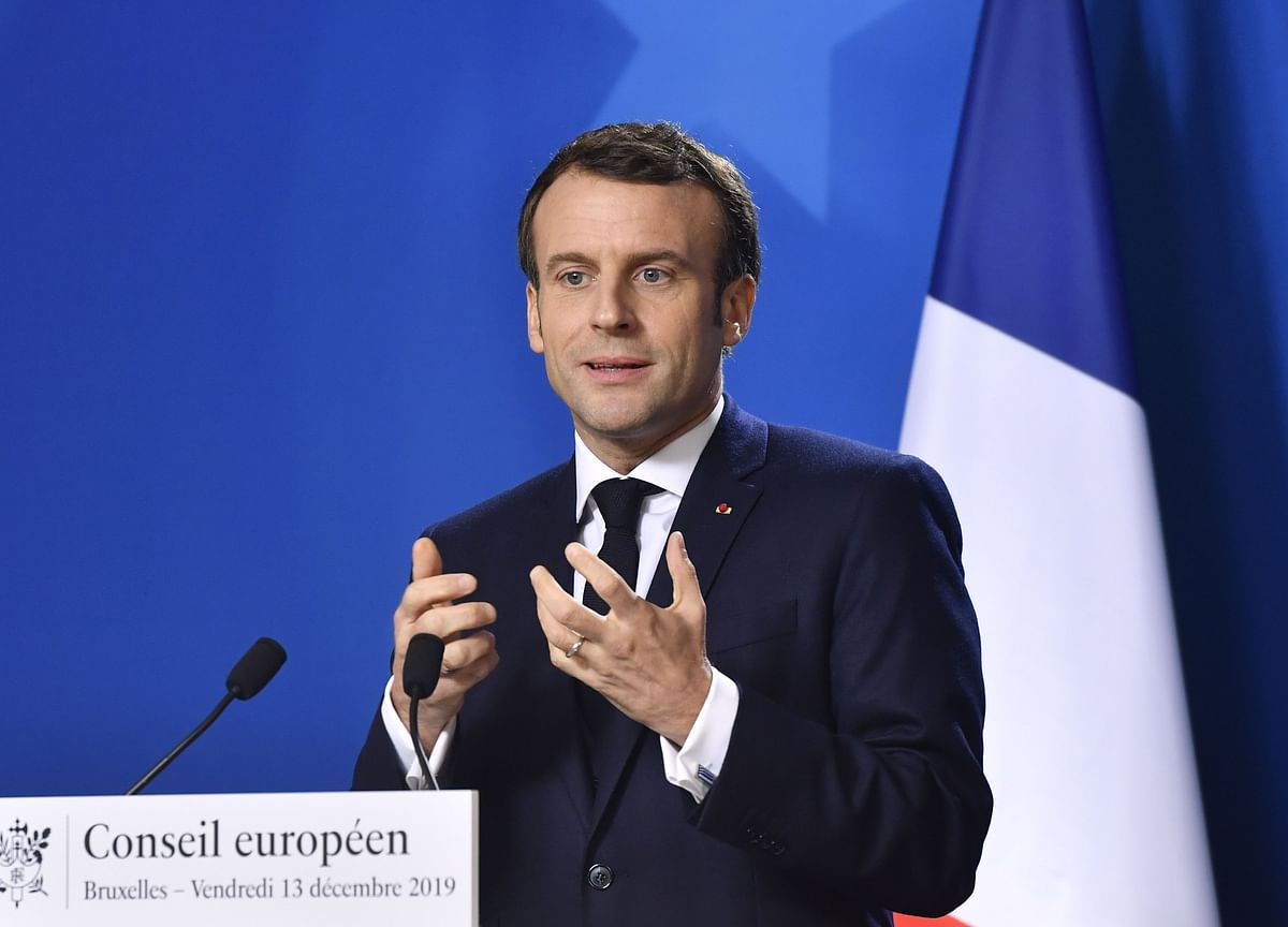 France's Macron Asked Iran's Rouhani Not to Escalate Tensions
