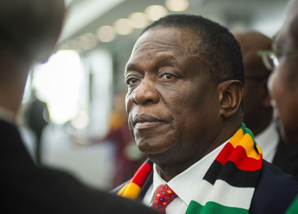 Shunned by the West and China, Zimbabwe Turns to U.A.E.