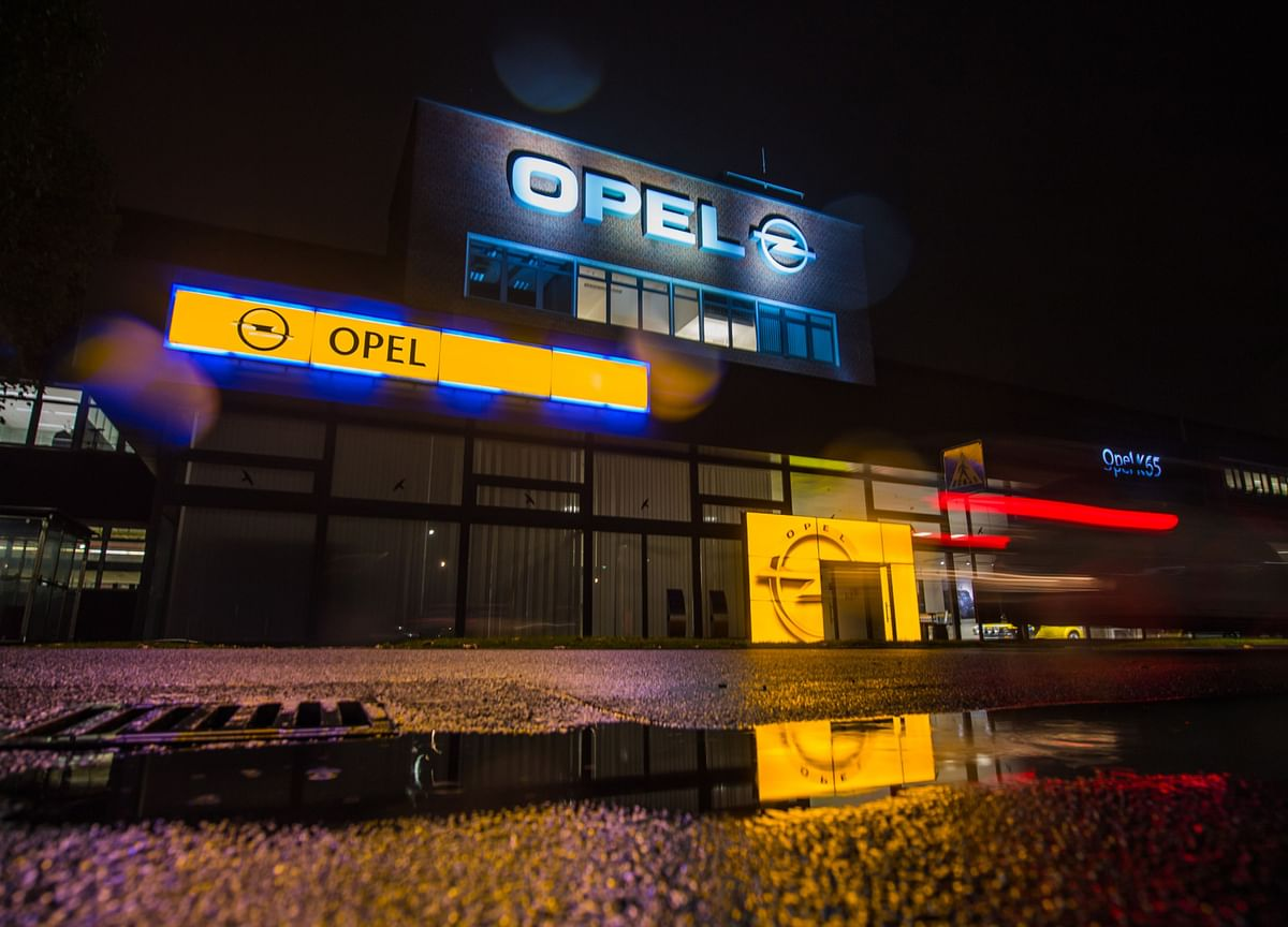 Opel Targets German Plants to Cut 4,100 Jobs and Revamp Business