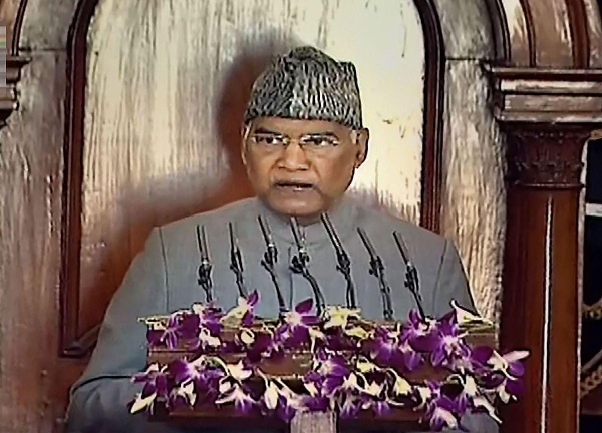 Over 5.54 Crore Entrepreneurs Availed Loans Under Mudra Scheme: President Kovind