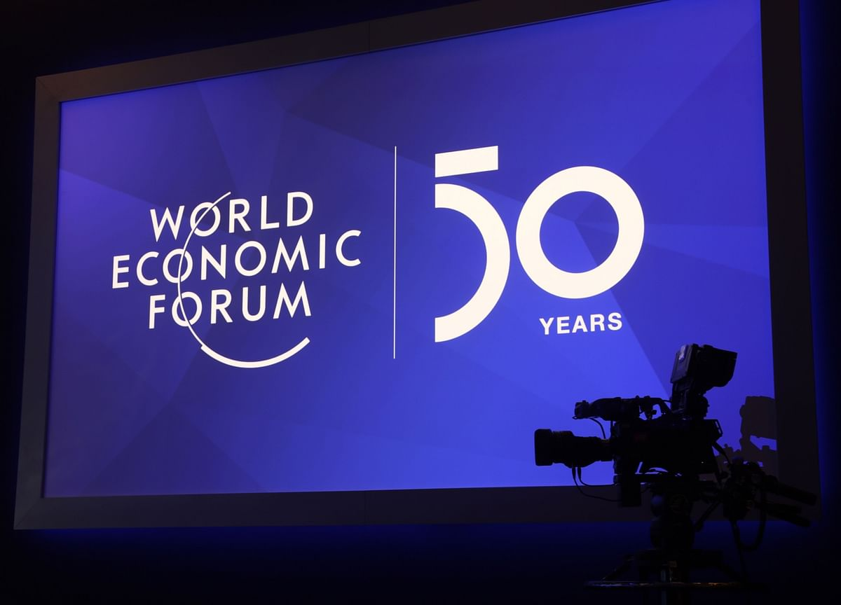 Davos by the Numbers: From Climate Change to Billionaires