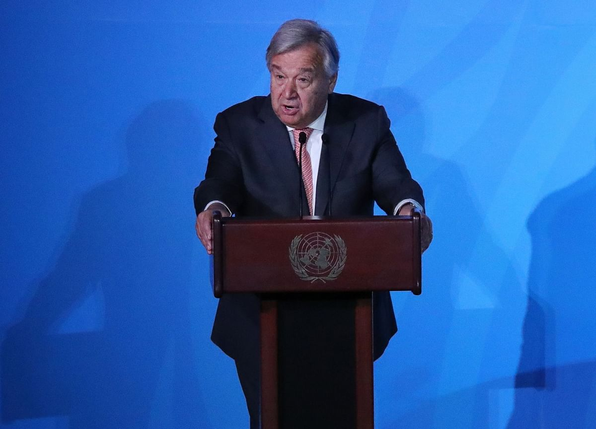 U.S.-Iran Tensions: Geopolitical Conflict At Highest Level This Century, UN Chief Says