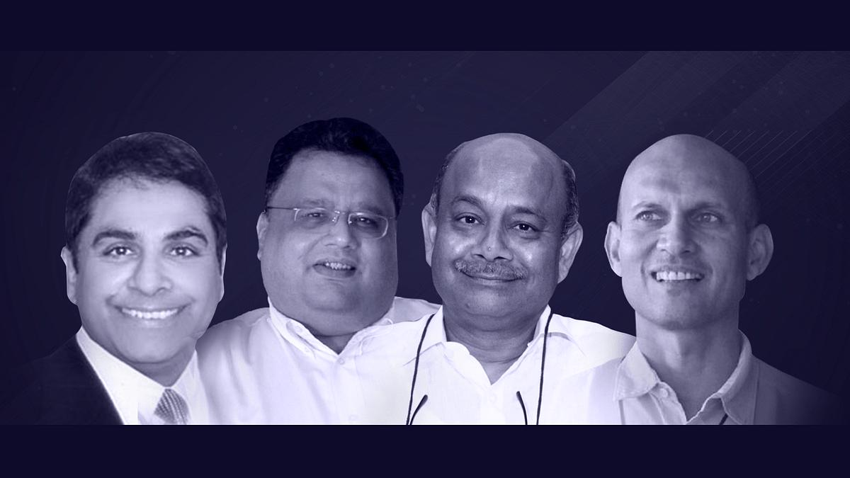 What India's Top Five Veteran Investors Bought And Sold In June Quarter