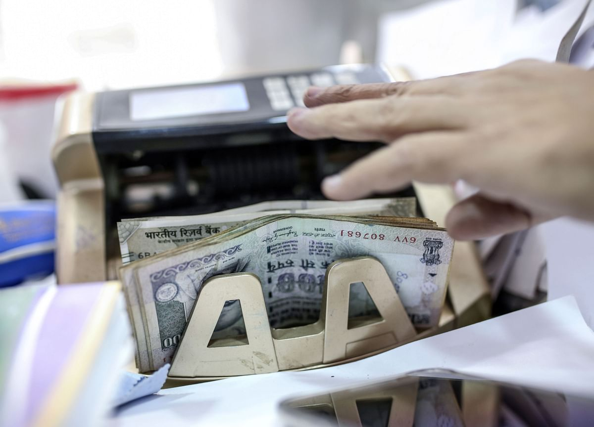 Rupee Falls To Lowest In More Than Six Weeks Against U.S. Dollar