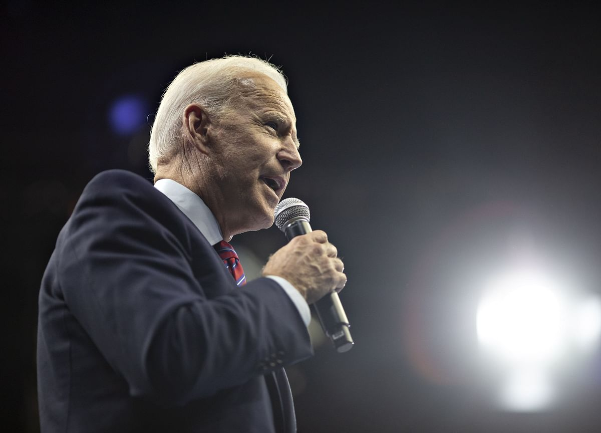 The Left Doesn't Want a Biden Nomination — But It's Split on How to Stop Him