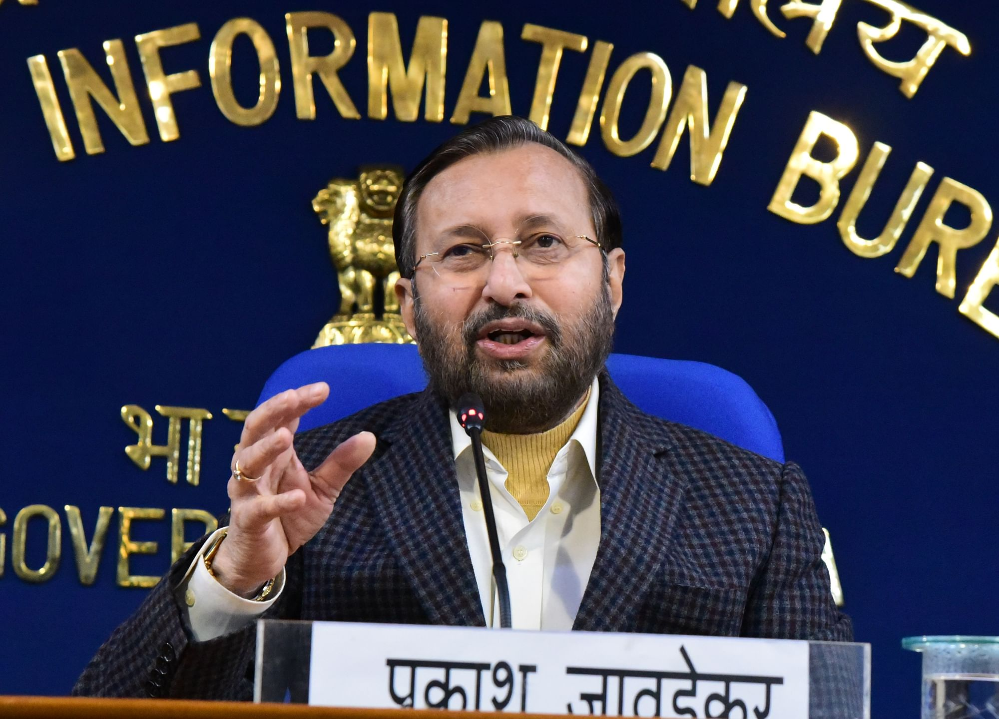Budget Will Have Plan Of Action On Economy, Says Javadekar